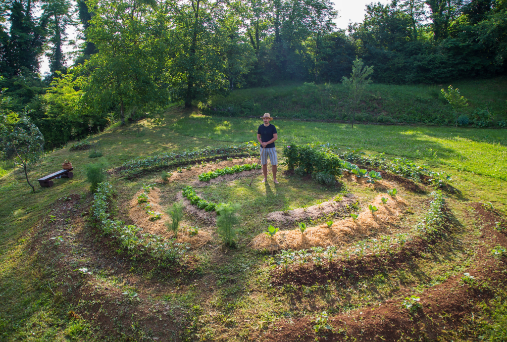 permacultura orto sinergico